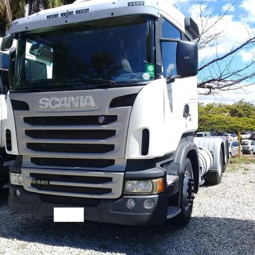 Scania R 440 Com Retarder 6x2 13/13