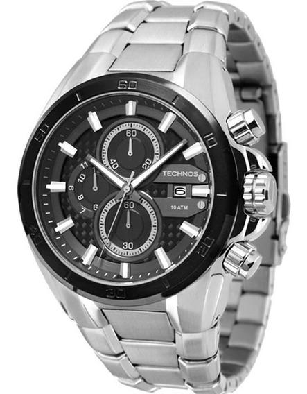 Relógio Technos Masculino Performance Ts Carbon Os1aal/1p