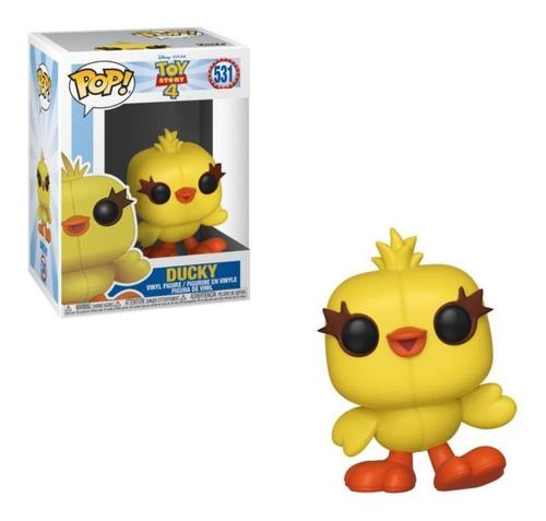 Figura Funko Pop Disney Toy Story 4 - Ducky 531
