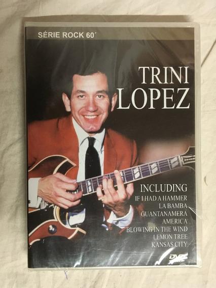 Dvd Trini Lopez - If I Hand A Hammer - Novo, Lacrado