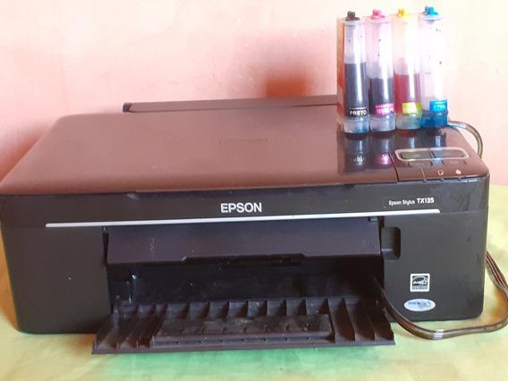 Impressora Epson Stylus 135,monte Horebe Paraíba