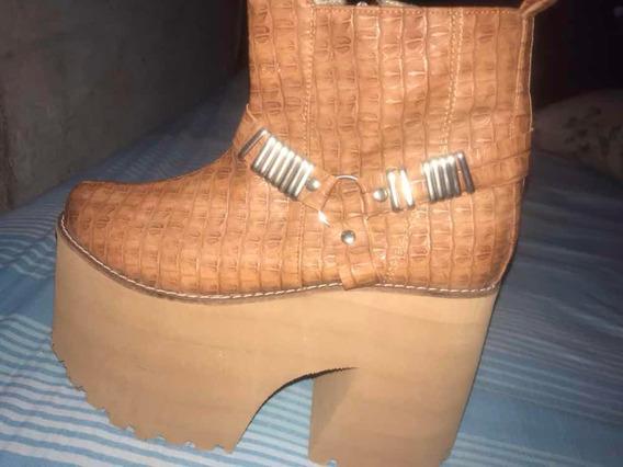 Zapato Estilo Bota