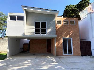 Vendo Hermosa Casa, Lista Para Estrenar, Acabados Modernos