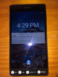 Tablet Lenovo Tab E7 Igual A Nueva