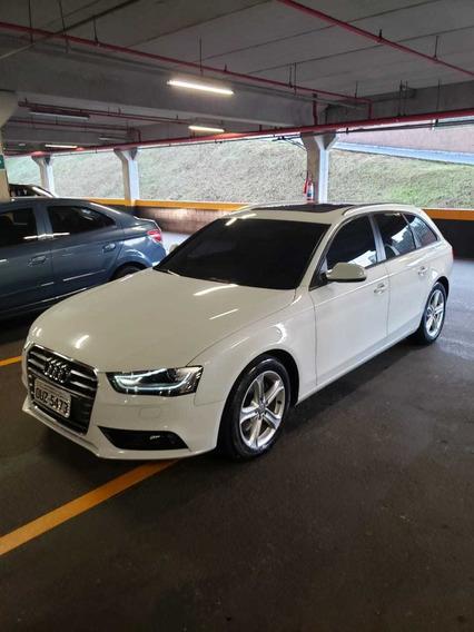 Audi A4 Avant 2.0 Tfsi 180cv Ambiente - Branco - Teto Solar
