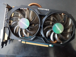 Tarjeta De Video Gtx 750 Ti Windforce Oc