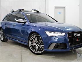Audi Rs6 Avant 4.0 Fsi Tiptronic Quattro 5p