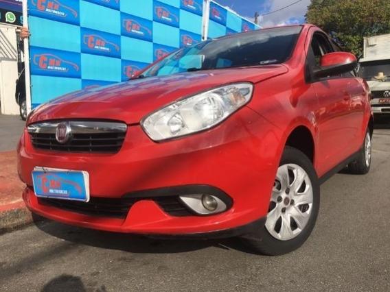 Fiat/siena Attractive 1.4 2013/13 (financia Aceita Troca )
