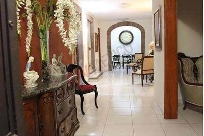 Casa En Venta, En Lerdo De Tejada #465, En San Luis Potosí $3,050,000
