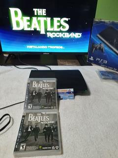 The Beatles Rock Band Ps3 Disco Fisico Bien Cuidado