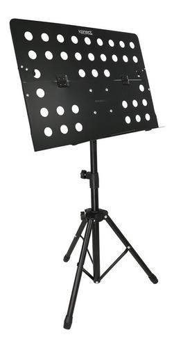 Estante Partitura Pastas Tablet Pedestal Suporte Prof Konect