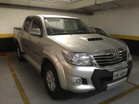 Toyota Hilux 3.0 Srv Cab. Dupla 4x4 Aut. 4p Turbo Diesel