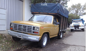 Ford F 100 Con Mudancera