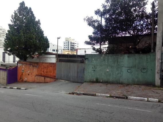 Terreno Para Alugar, 1000 M² - Centro - Guarulhos/sp - Te0603