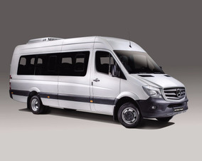 Mercedes Benz Sprinter 515 Cdi Combi 4325 19+1 Besten