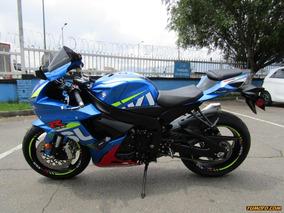 Suzuki Gsx-r600 Gsx-r600
