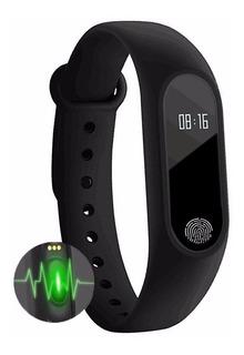 M2 Freqüência Cardíaca Relógio Inteligente + Brinde Pulseira