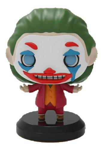 Imagen 1 de 5 de Muñeco Joker Guason Phoenix Figura Para Pintar Plakit