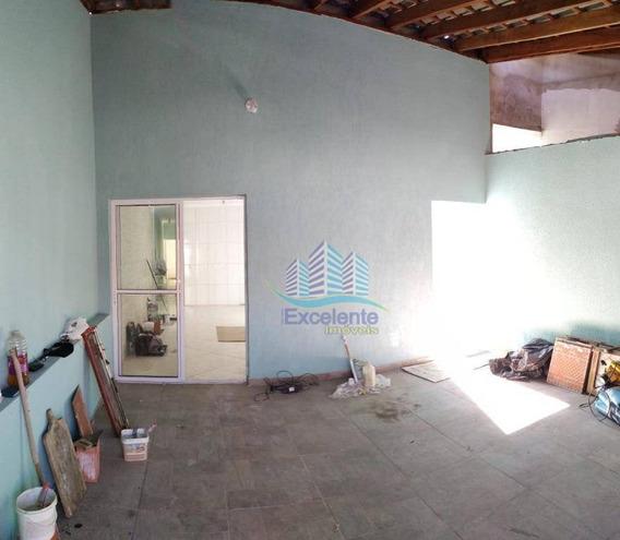Casa Com 2 Dormitórios À Venda, 80 M² Por R$ 280.000,00 E Para Locação R$1200,00 Jardim Interlagos - Hortolândia/sp - Ca0646