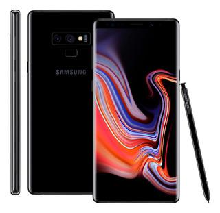 Smartphone Samsung Galaxy Note 9 128gb Preto E Caneta S Pen