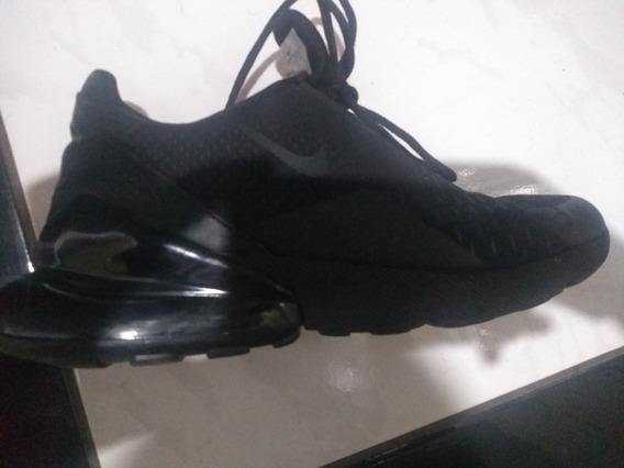 Tênis Nike 27c (semi-novo) Todo Preto