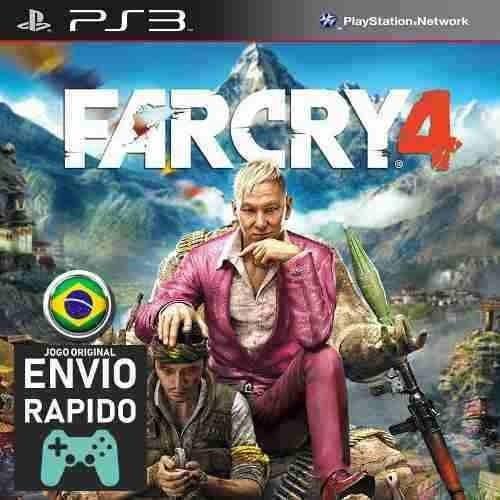 Far Cry 4 Jogos Ps3 Original