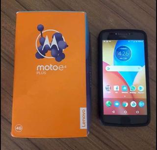 Motorola E4 Plus, Usado En Perfecto Estado