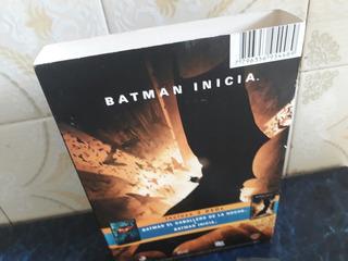 Pack De Dvd - Películas Batman - Coleccionistas Comics