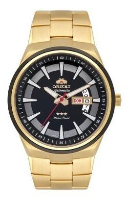 Relógio Orient Masculino Automático 469gp081 P1kx==68