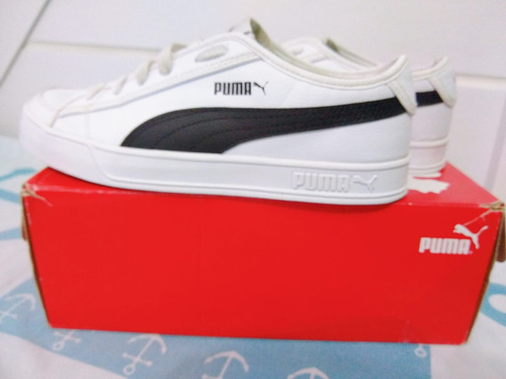 Tênis Original Puma Smash V2 Vulc Sl - Masculino