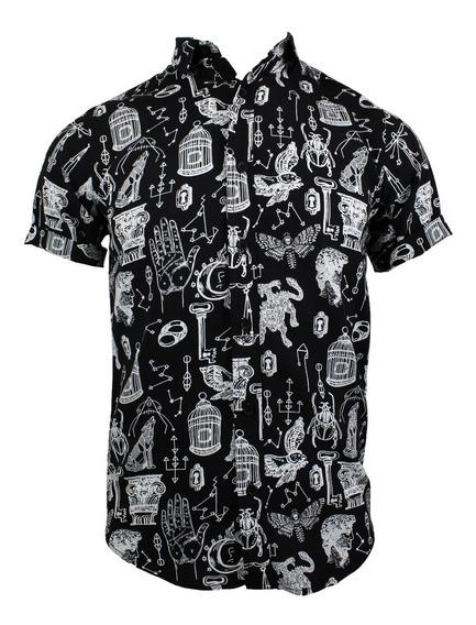 Camisa M/c Dark