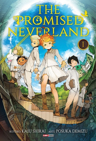 The Promised Neverland Vol 1, 2, 3, 4, 5. A Partir De (cada)