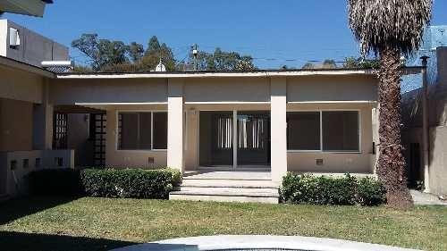Casa En Renta Fraccionamiento Vista Hermosa