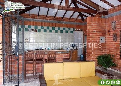 Casa Finca Amoblada En Girardota Cód: 4547