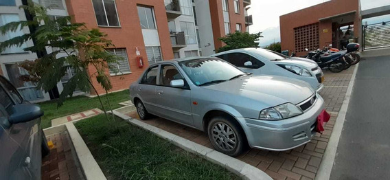 Ford Laser 2006 1.3cc 4 Puertas Mecánica