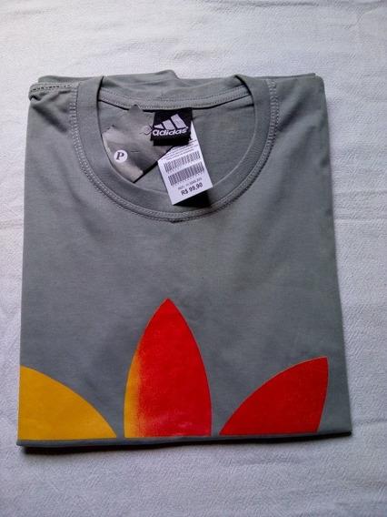 Camisa Basica Kit 3 Tamanho P
