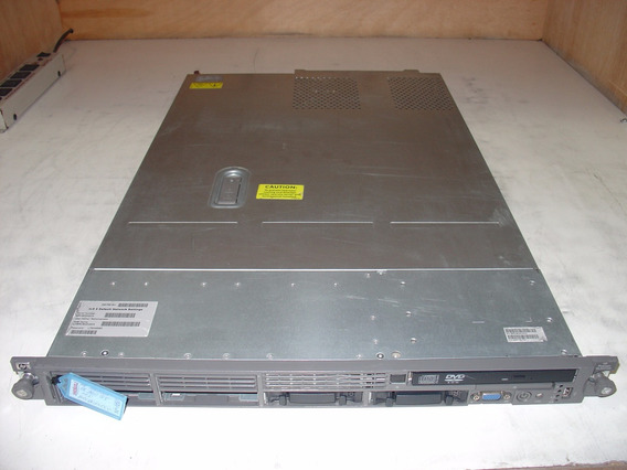 Servidor Hp Proliant Dl 360 G5 02 Proc Quad Core 2ghz Nc180
