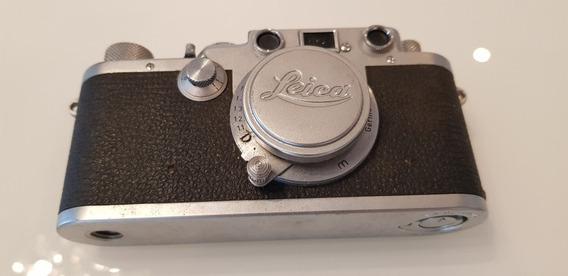 Máquina Fotográfica Leica D.r.p.