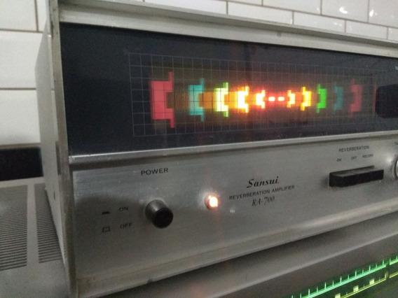 Amplificador Reverb Sansui Ra 700/akai/cce/technics/marantz/