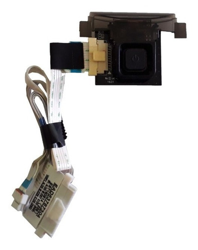 Botonera Con Sensor I.r LG Mod: 49lh570a-ue N/p: Ebr80772103