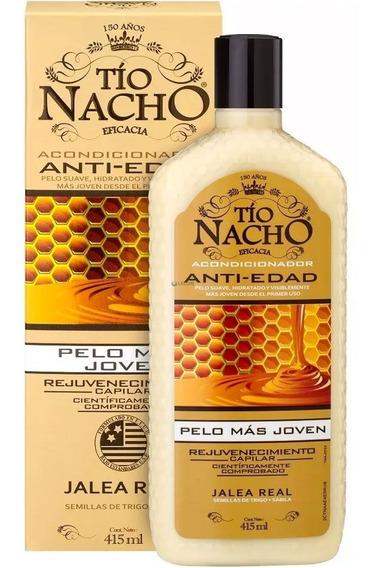 Tío Nacho Antiedad Acondicionador Rejuvenece Cabello 415ml