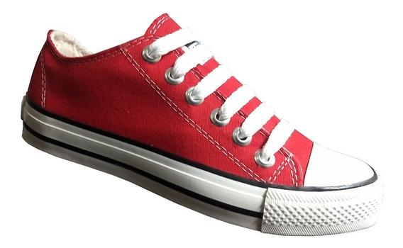 Zapatillas Nacional De Lona Promoción!