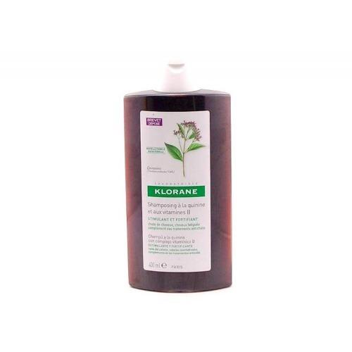 Klorane Shampoo A La Quinina 400 Ml