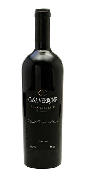 Vinho Nacional Casa Verrone Gran Speciale - 750ml