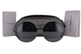 16d40874a5 Gafas Lentes De Sol Emporio Armani Dama 61mm Original Gris