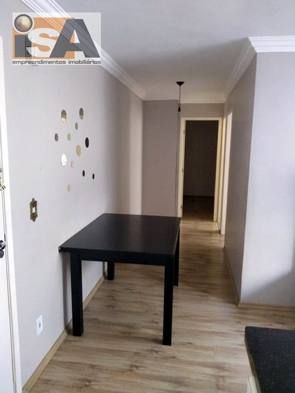 Apartamento Em Parque Santa Rosa - Suzano - 3055