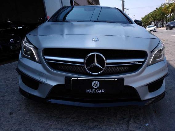 Mercedes-benz Classe Cla 2016 2.0 Sport Turbo 4matic Blindad