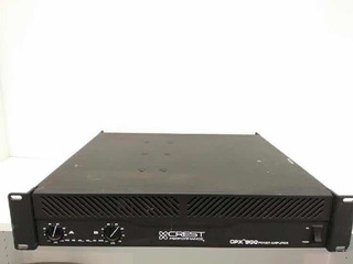 Potencia Crest Cpx900 900 Watts Impecable