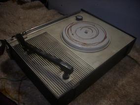 Vitrola C/ Radio Antiga /vitale / Fazer Reparos