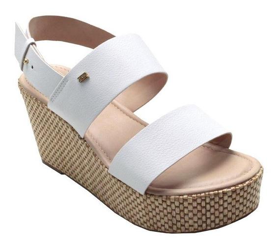 Sandália Plataforma Petite Jolie 279 Moda Fashion 975022